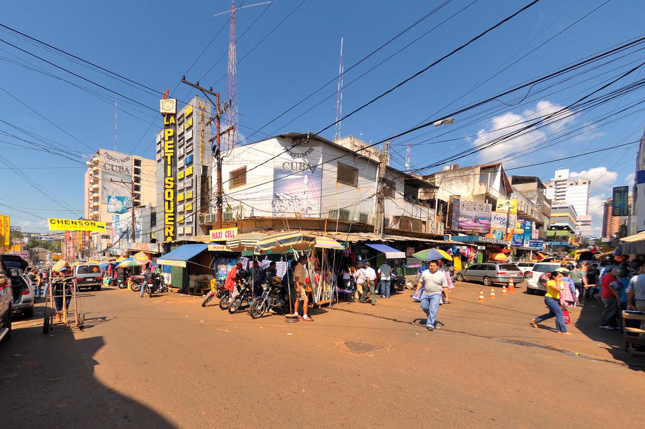 Ciudad del este Paraguay Pictures